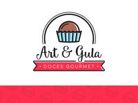 Art & Gula Logo Concept