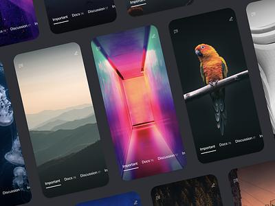 Superhuman — Inbox Zero superhuman email design mobile background photography iphone email inbox zero inbox