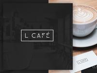 L Café Logotype