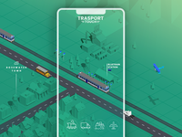 Transport Touch - Mobile Game