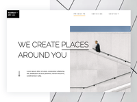 Architecture Public: Website Template