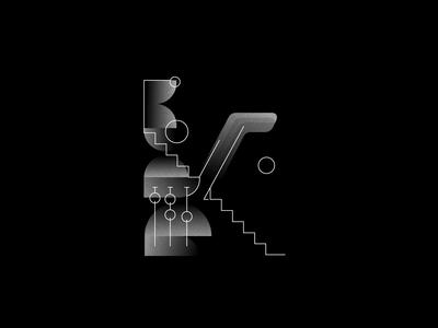 36 Days of Type — K