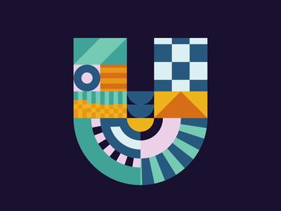 36 Days of Type — U