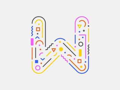 36 Days of Type — W