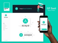 New Brand guidelines for Azapa