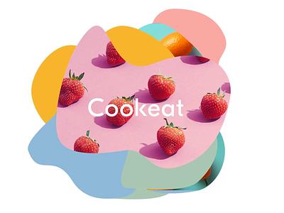 FireStarter 2018 by Smile visual identity ui hand lettering prototype smart kitchen idea branding hackaton