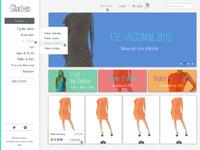 Homepage gladies new