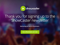 ShowCaster Email Confirmation