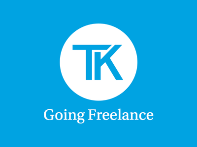 Going Freelance freelance logo