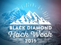 Black Diamond Hack Week 2015