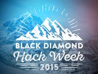 Black Diamond Hack Week 2015