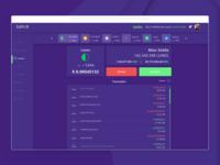 Wallet Lunes - Progressive Web Application
