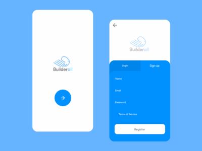 Builderall Concept App