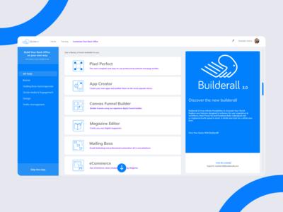 Office Builderall Plataform Marketing - Home