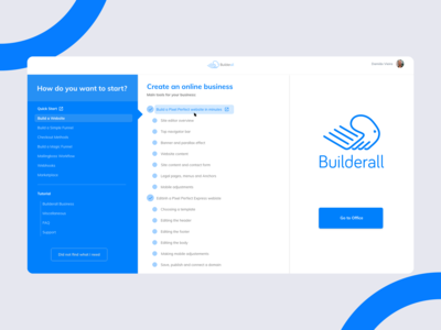 Office Builderall Plataform Marketing - Training