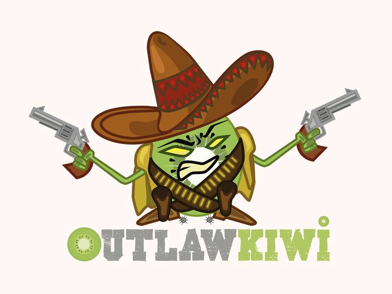 simbolo outlawkiwi