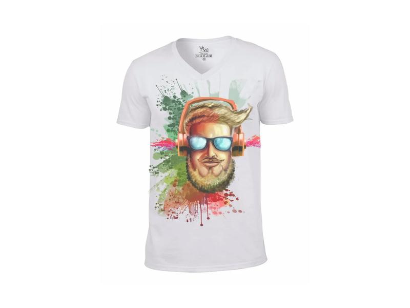 dise o camiseta moda ilustración diseño