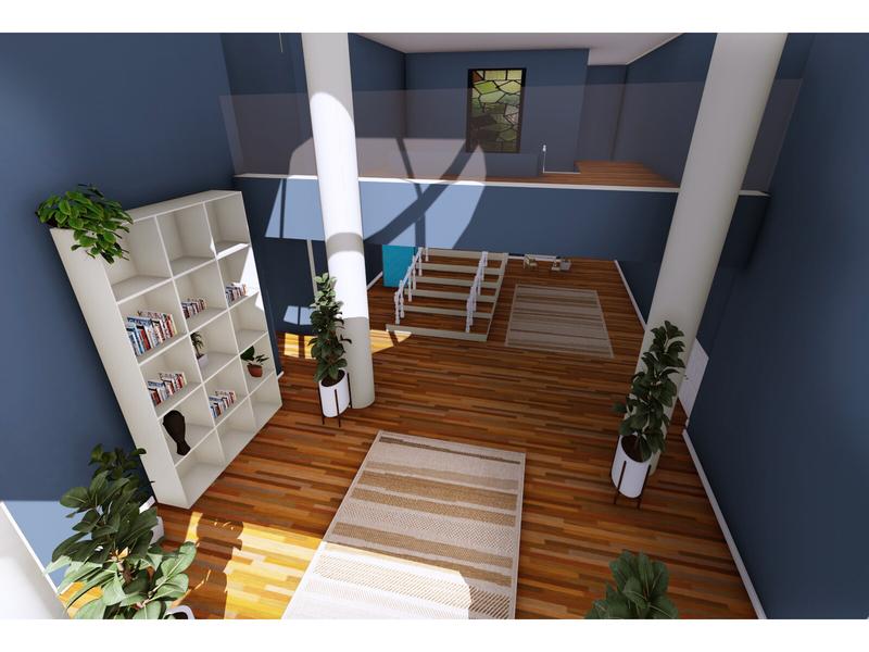 hall casa diseño interior diseño 3d diseño