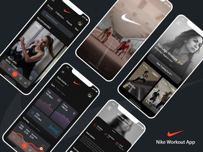 Nike Workout App fitness logo fitness club fitness app fitness fit train nike shoes nike running nike air max nike air workout tracker workout of the day workout app workouts work traing trainer workout sneakers nike