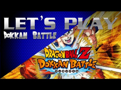 Let's Play Thumbnail for DBZ
