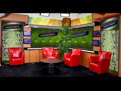 Football Friday Night / Football Friday Night Extra set graphics