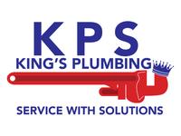 King's Plumbing Service logo