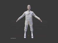 Hero Character VR