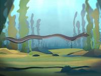 Mysterious Eel