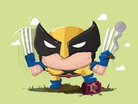 Chubby Wolverine 2.0