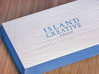 Island Creative Business Card