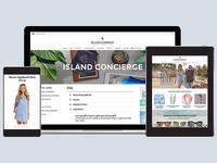 Island Company Web Design