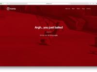 Kickflip 404