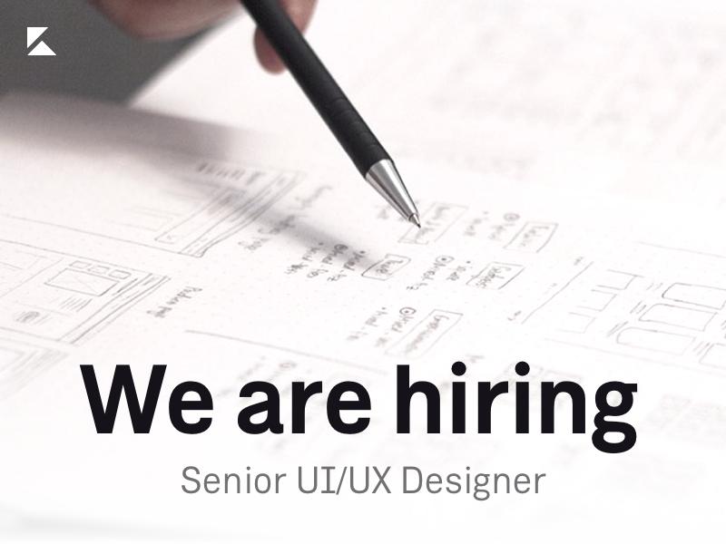 We are hiring! bulgaria sofia hiring
