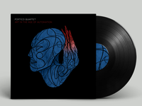 Portico Quartet - Art in the Age of Automation Vinyl Cover
