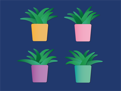 Day 33 - Aloe Vera plants aloe aloe vera 100daychallenge design vector illustration