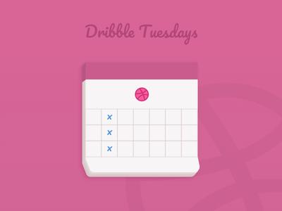 Dribbble Tuesday!!