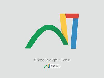Google Developers Group BH gdg logo google