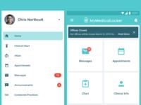 MyMedicalLocker Android Refresh
