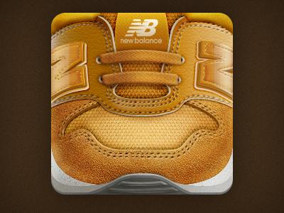 New Balance icon new balance shoe