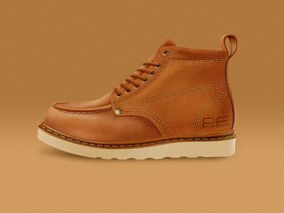 Pf shoe