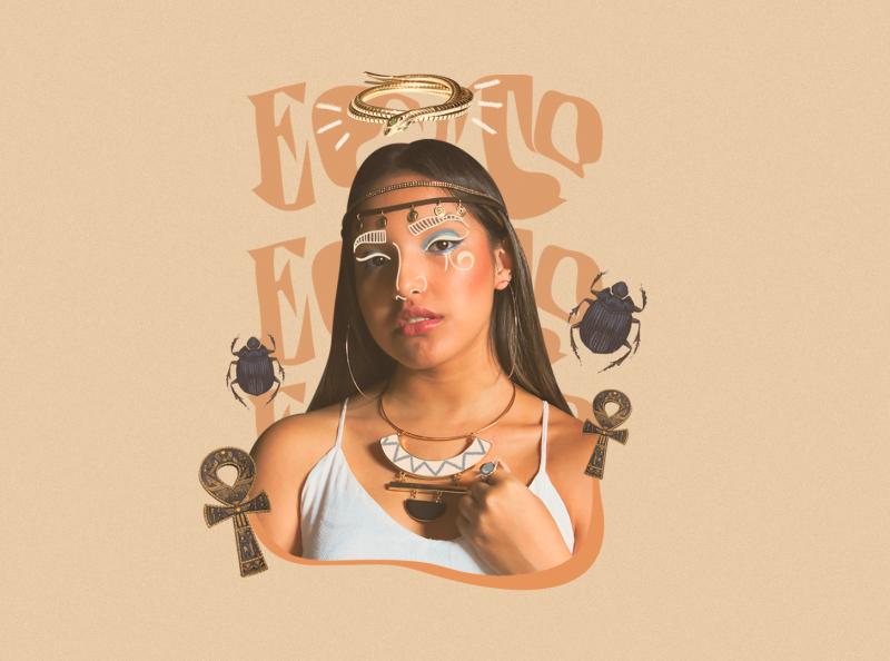 Editorial de Moda - Egito