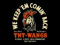 Wangs Lock Up