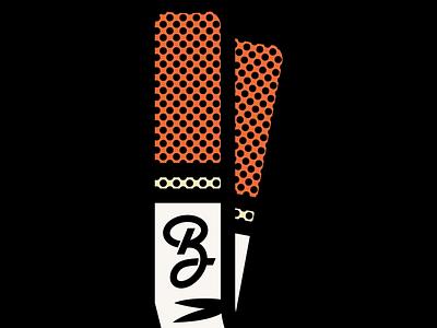 Design that smokes badge sticker mark branding typography bold halftone vector brethren illustration cigarettes cig