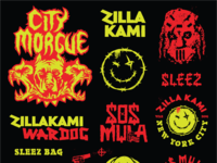 City Morgue Branding