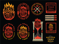 Kern and Burn Flash sheet