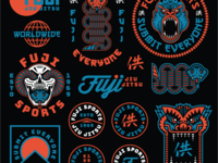 Fuji Sports Flash sheet
