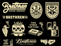 Brethren Brand Flash sheets