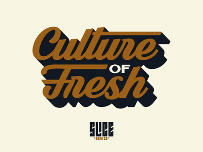 Culture of Fresh