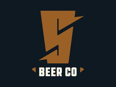 Slice Beer Pint Mark