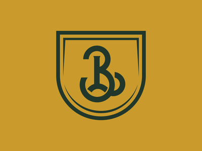 Botanical Laboratories monogram monogram oklahoma marijuana pot brand weed logo typography mark branding badge seal cannabis